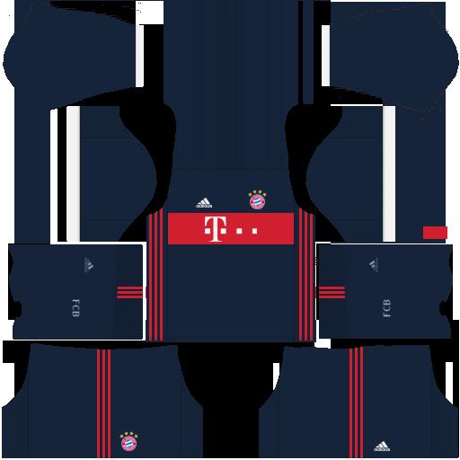 Divisa Liverpool 512x512   Uniformes Y Logo PSG Para