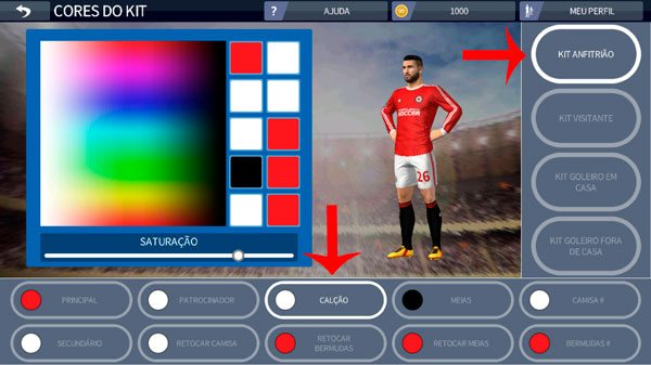 Como Editar ou adicionar kit no Dream League Soccer 2017