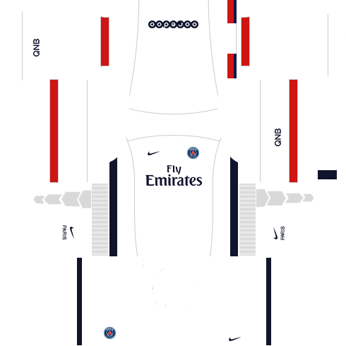 Paris-Saint-Germain-DLS-16 uniform-out-of-home
