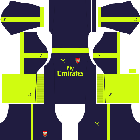 kit arsenal dls17 alternativo