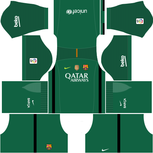 Kit Barcelona 2018 para DLS 19-Dream League Soccer b98d547ff8cff
