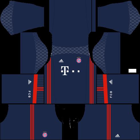 kit-bayern-dls16-uniforme-goleiro-casa