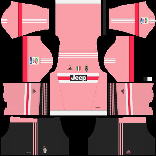 kit-juventus-dls16-uniforme-fora-de-casa