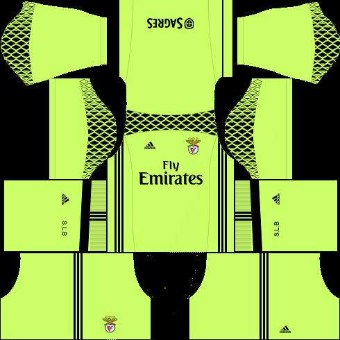 Kit Benfica para DLS 19 - Dream League Soccer atualize seu