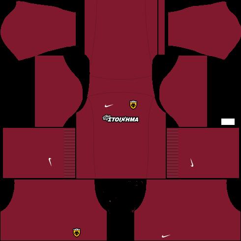 kit aek dls16 uniforme goleiro casa15-16