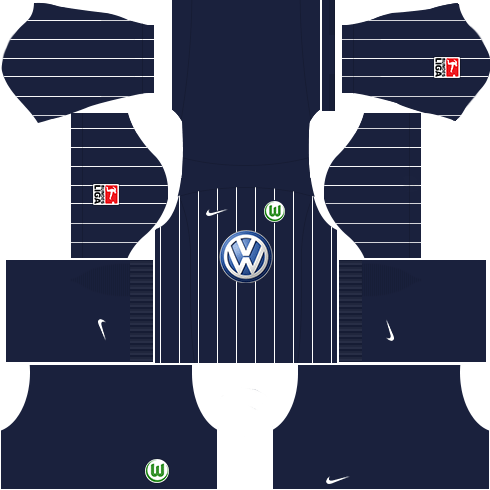 kit wolfsburg dls16 alternativo