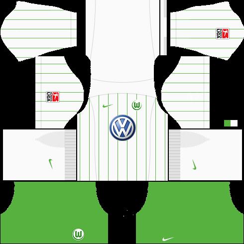 kit wolfsburg dls16 fora de casa