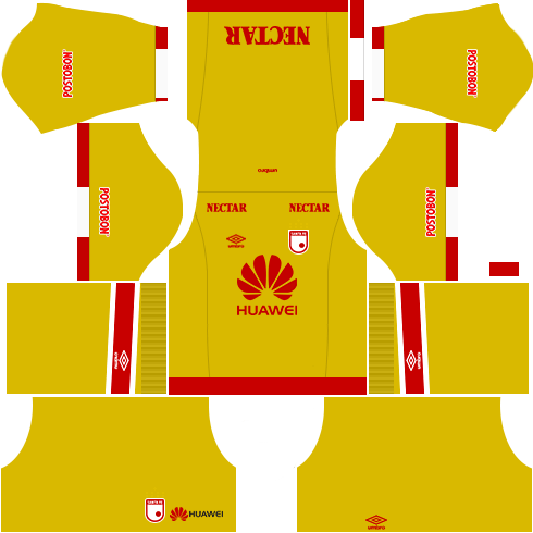 Kit santa fé dls17 Alternativo