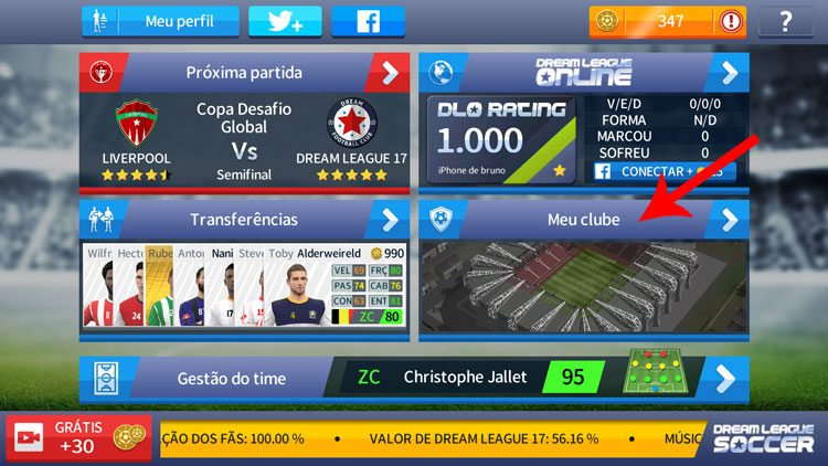 tela-inicial-dream-league-soccer-17-dls17