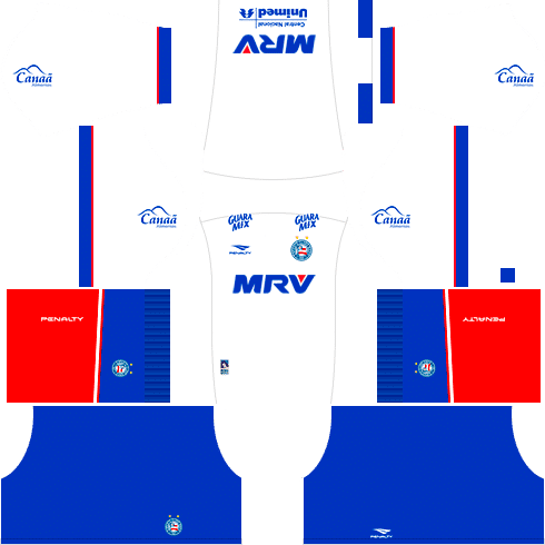 kit bahia dls17 uniforme alternativo fora de casa