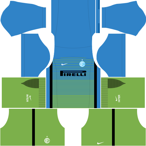 kit inter de milão - Internazionale Milano dls17 alternativo