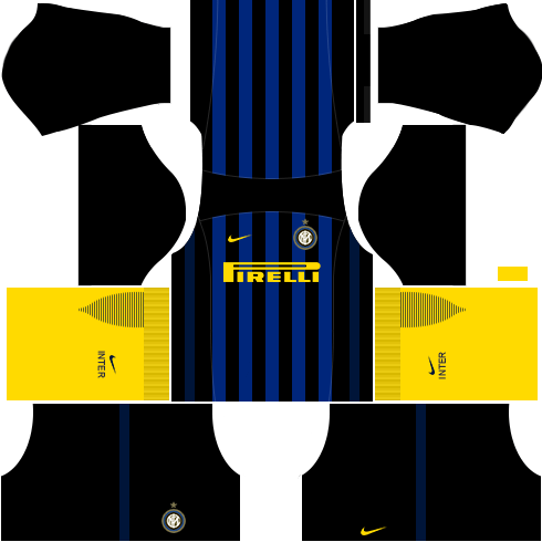 kit inter de milão - Internazionale Milano dls17 casa