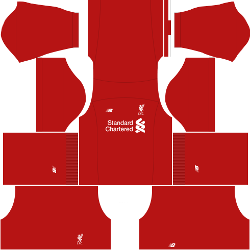kit liverpoll dls17 uniforme casa 15-16