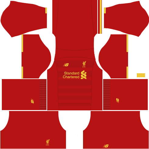 3b62b7ee22 Kit Liverpool para DLS 19 - Dream League Soccer atualize seu time agora
