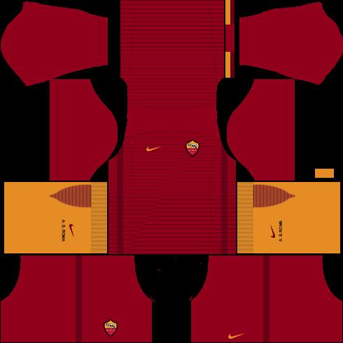 kit roma dls17 uniforme casa