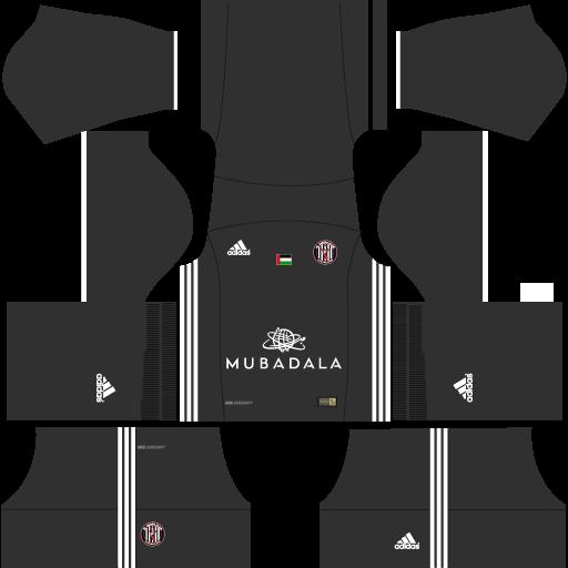 Kit-Al-Jazira-dls18-gk-home---uniforme-goleiro-casa-17-18