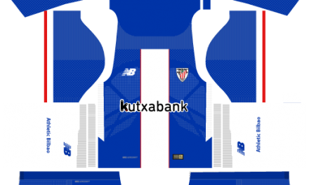 Kit Athletic Bilbao 2018 Novo Uniforme para DLS 18 – Dream League Soccer