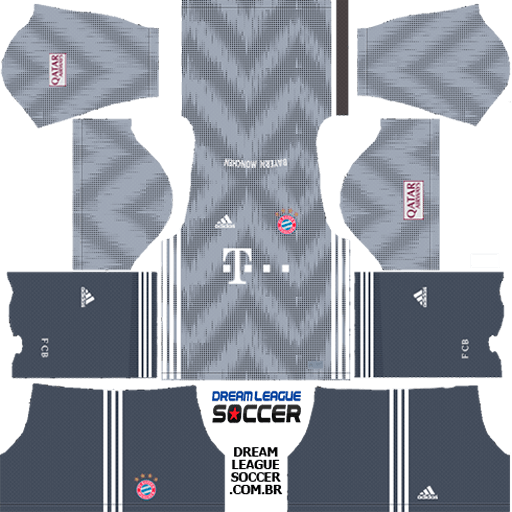 Kit-Bayern-Munich-Bayern-de-Munique-dls-Third-terceiro-uniforme18-19
