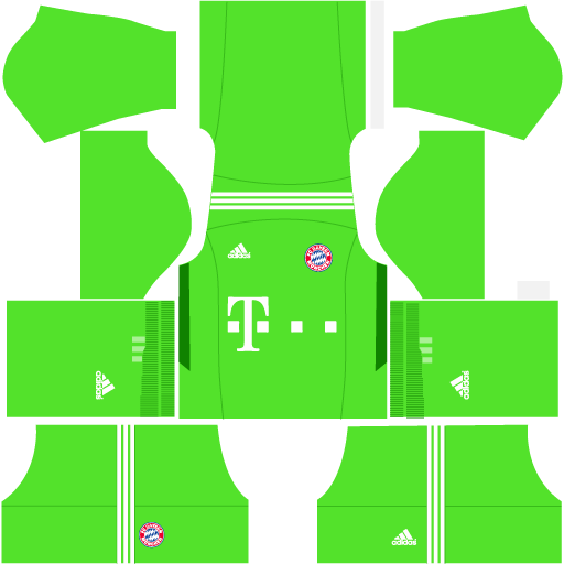 Kit-Bayern-Munich---Bayern-de-Munique-dls18-away-Gk---uniforme-goleiro-fora-de-casa