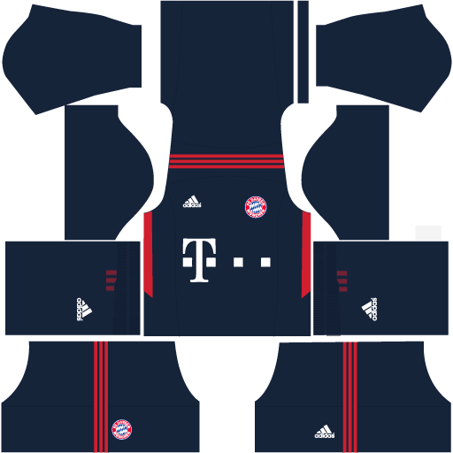 Kit-Bayern-Munich---Bayern-de-Munique-dls18-third-Gk---terceiro-uniforme-goleiro