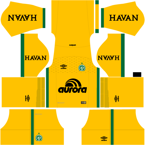 Kit-Chapecoense-dls18-home-Gk--uniforme-goleiro-casa-18-19