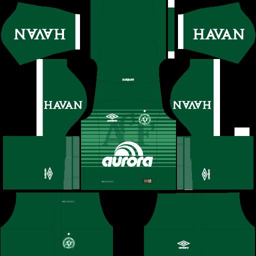 Kit-Chapecoense-dls18-home---uniforme-casa-18-19