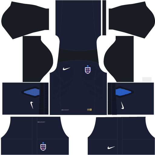 Kit-England---Inglaterra-dls18-home---uniforme-casa---copa-2018