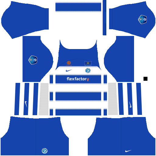 Kit Graafschap dls home uniforme casa 18-19