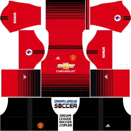 Kit-Manchester-United-dls-home-uniforme-casa18-19
