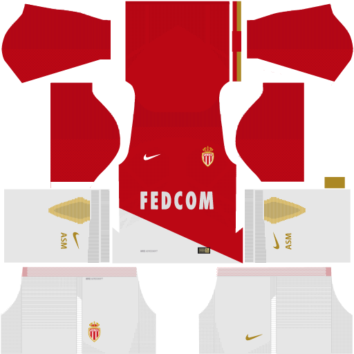 Kit-Monaco-dls17-away-uniforme-fora-de-casa-17-18