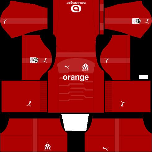 Kit-Olympique-de-Maseille-dls-away-Gk-uniforme-goleiro-fora-de-casa-18-19