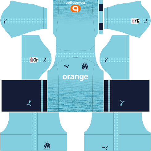 Kit-Olympique-de-Maseille-dls-third-terceiro-uniforme-18-19