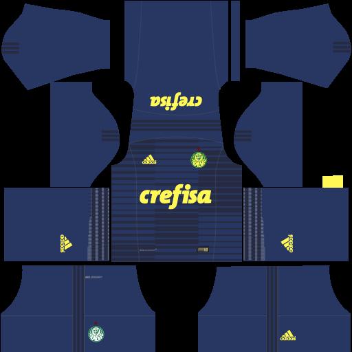 Kit-Palmeiras-dls18-home-Gk--uniforme-goleiro-casa-18-19