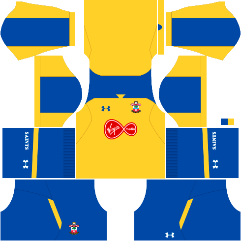 Kit-Southampton-FC-dls-away-uniforme-fora-de-casa-18-19