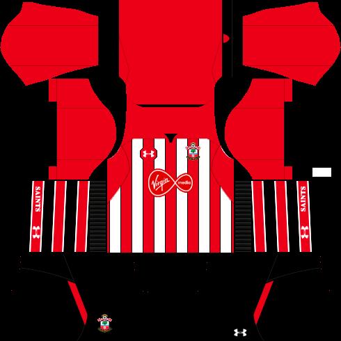 Kit-Southampton-FC-dls-home-uniforme-casa -18-19