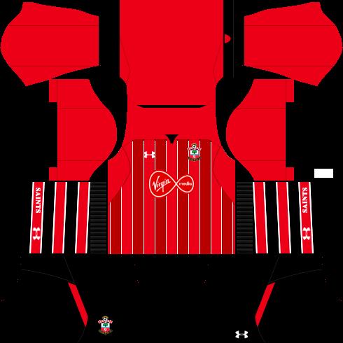 Kit-Southampton-FC-dls-third-terceiro-uniforme-18-19