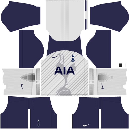 Kit-Tottenham-DLS 19-home---uniforme-casa-17-18-v2