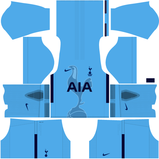 Kit-Tottenham-dls17-away-Gk--uniforme-goleiro-fora-de-casa-17-18