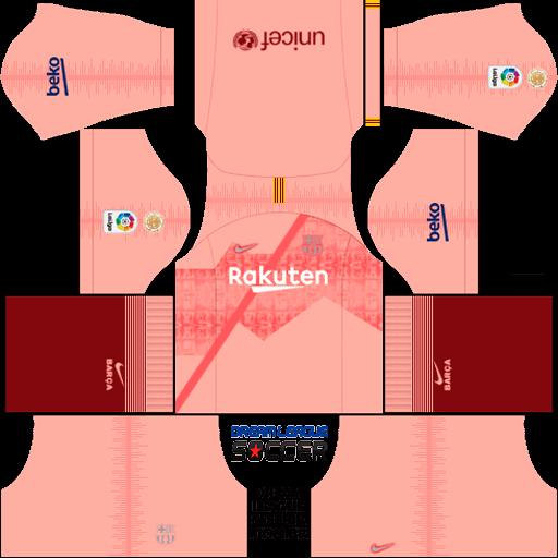 Kit-barcelona-DLS-Third-terceiro-uniforme-18-19