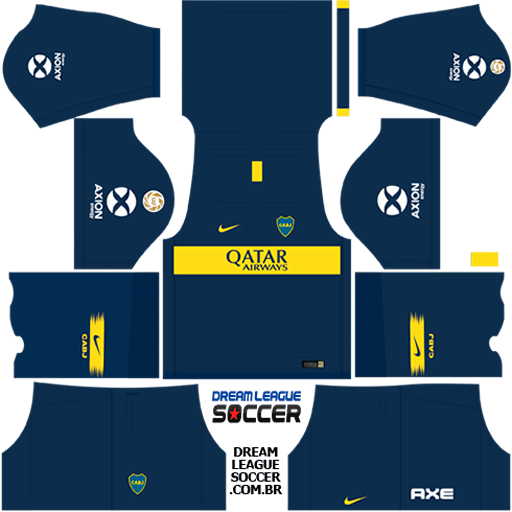 Kit-boca-juniors-dls-home-uniforme-casa-18-19