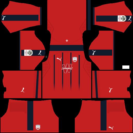 Kit-bordeaux-dls-third-terceiro-uniforme-18-19