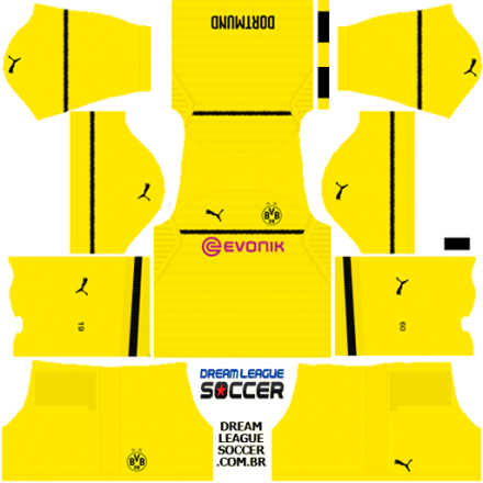 Borussia Dortmund Dls Kit Pictures Free Download