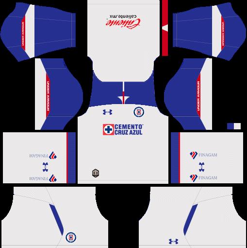 Kit-cruz-azul-dls-away-uniforme-fora-de-casa-18-19