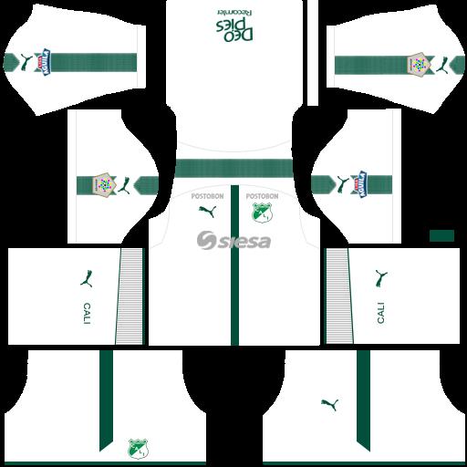 Kit-deportivo-cali-dls-away-uniforme-fora-de-casa-18-19