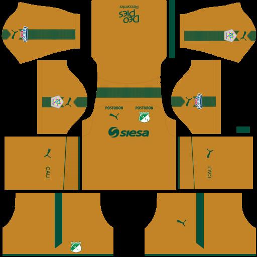 Kit-deportivo-cali-dls-home-Gk-uniforme-goleiro-casa-18-19
