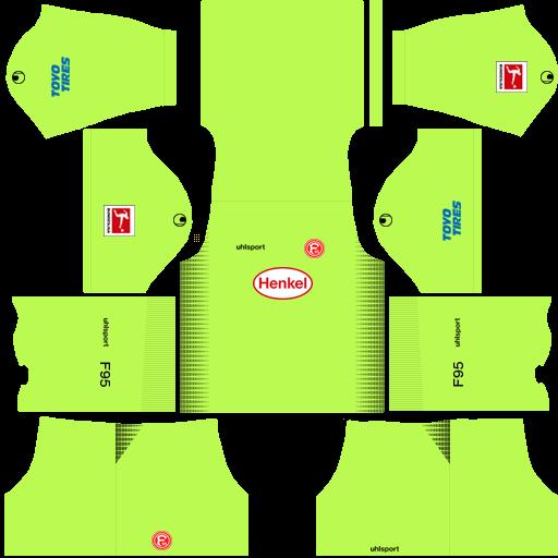 Kit-fortuna-dusseldorf-dls-home-Gk-uniforme-goleiro-casa-18-19