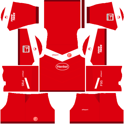 Kit-fortuna-dusseldorf-dls-home-uniforme-casa-18-19
