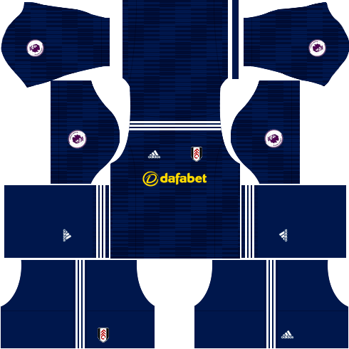 Kit-fulham-dls-away-uniforme-fora-de-casa-18-19
