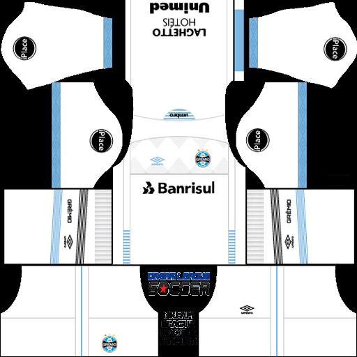 Kit-gremio-dls-away-uniforme-fora-de-casa-18-19
