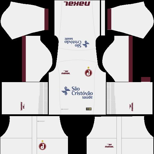Kit-juventus-da-mooca-dls18-uniforme-fora-de-casa-2018